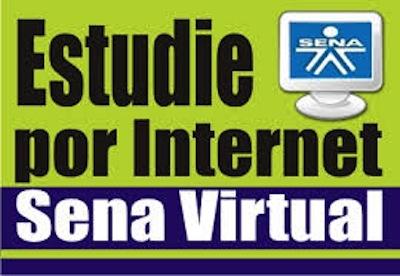 Los Cursos virtuales 2015 SENA